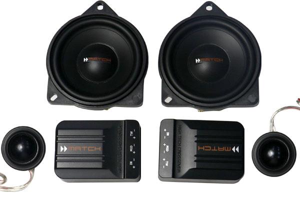 宝马X3改装全套德国Audiotec Fischer音响,全明星阵容倾情演绎天籁之音