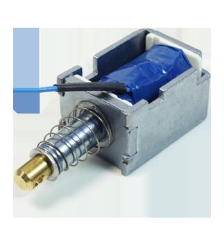 电磁铁SDO-0937L 小家电智能电压力锅用框架式推拉电磁铁电磁阀