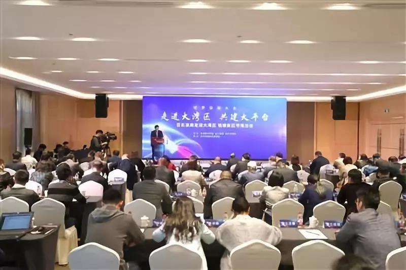 施罗德工业集团应邀出席第五届世界浙商大会与钱塘新区专场活动!