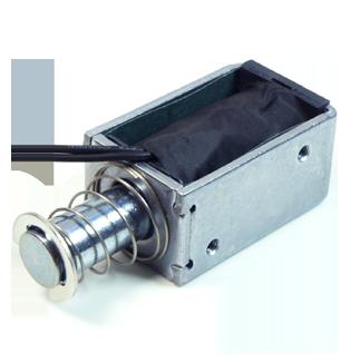 电磁铁SDO-1351S 电力系统电柜箱DC110V保护开关用大推力大功率电磁铁