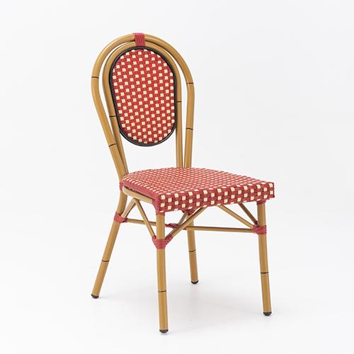 French bistro rattan chair / Французское бистро ротанг стул