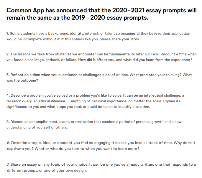 为减少申请阻碍,Common App新增疫情相关问题!