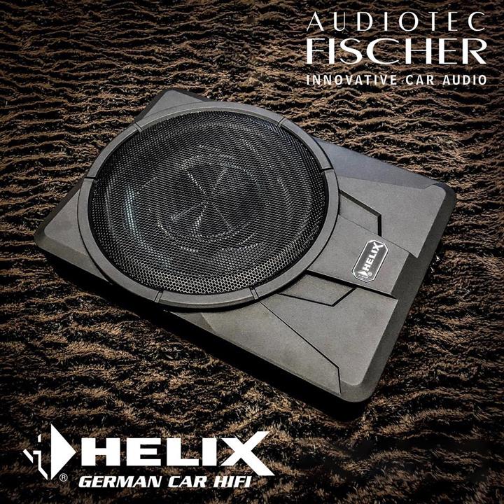 丰田霸道升级德国HELIX音响,享受独一无二的惬意音乐生活