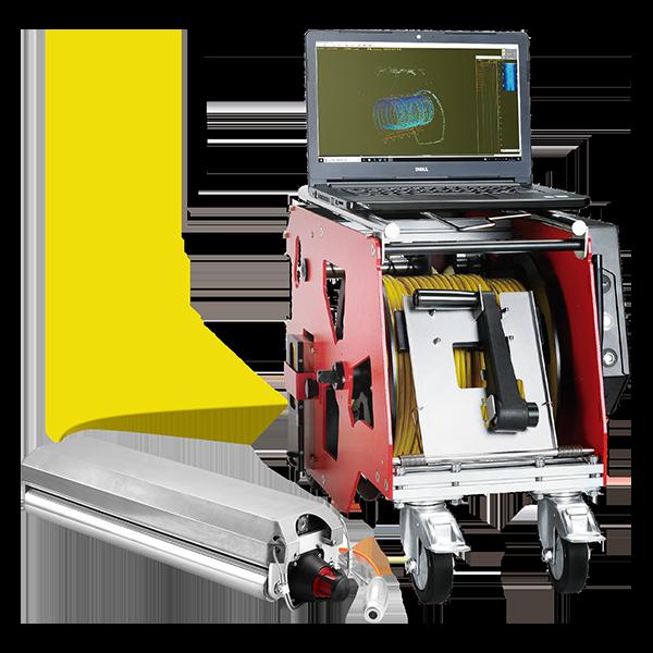 SD3831B 3D声呐检测仪