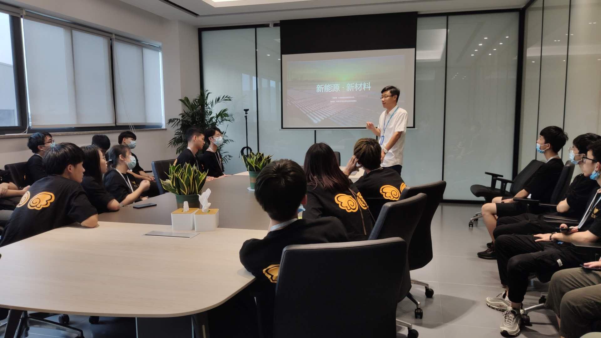 Shouldering social responsibilities, Raytech providing jobs to university students via school-enterp