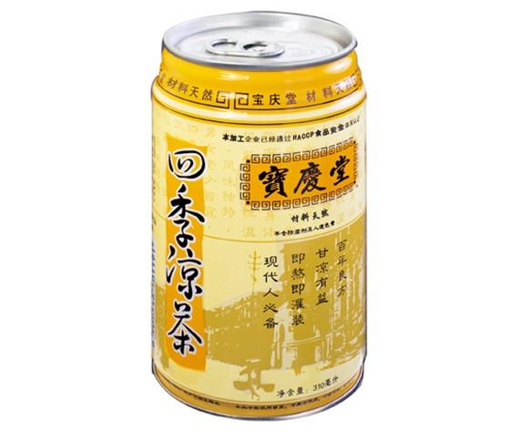 四季凉茶(罐装)