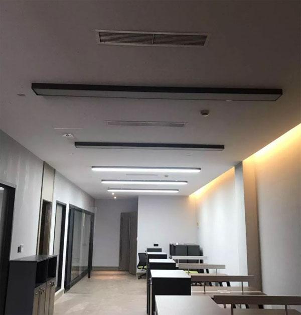 上海美豪员工培训楼