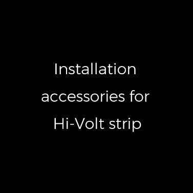 High-voltage accessories installation