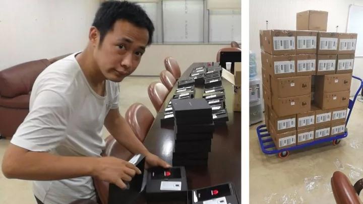 筑泰防务深圳惠州安全系统移动警务终端开始供货
