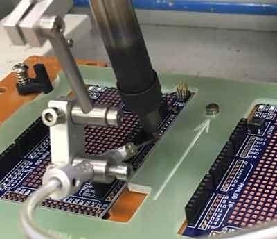 自动焊锡机烙铁头发黑原因与处理方法