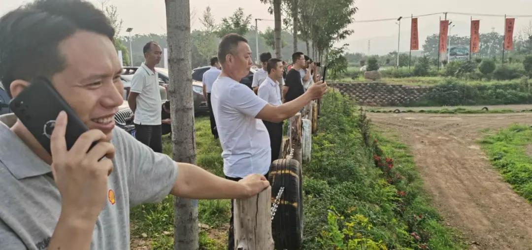 郑州市汽车流通行业协会2020年经营新渠道观摩会圆满举办