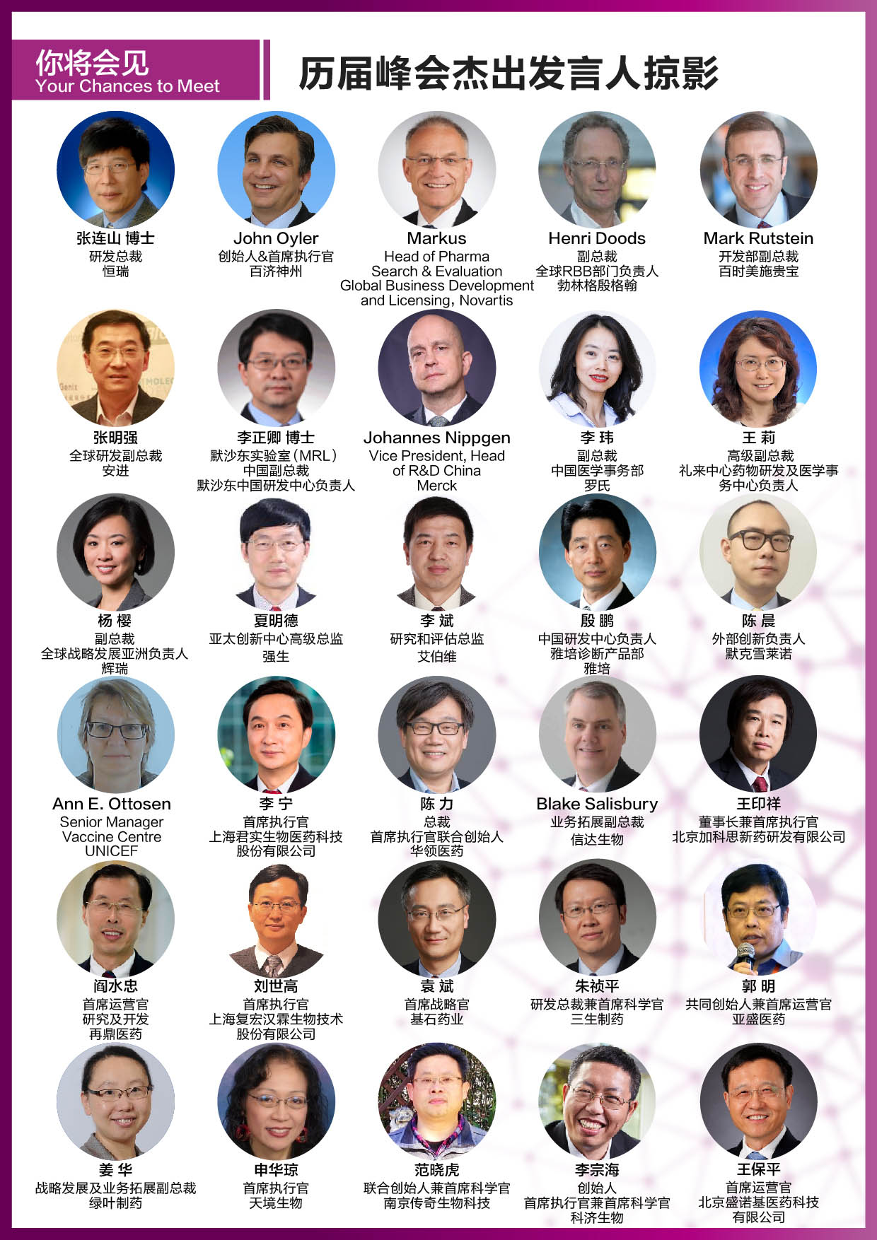2020亚太生物医药合作峰会