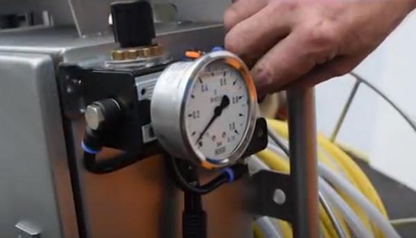 操作篇|施罗德UV点状修复设备操作方法介绍