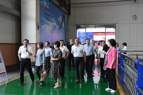 中外跨国公司领导赴浙江省实地考察