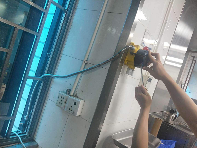 泰燃智能助力餐饮业用气安全