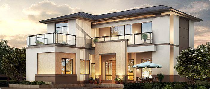 最受欢迎的7款别墅找到了!漂亮的不像话,左邻右舍都羡慕