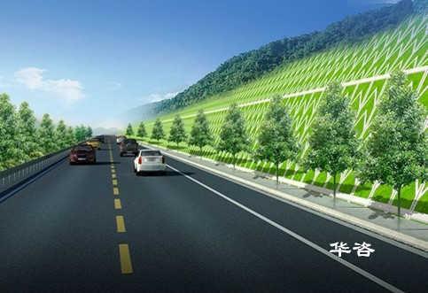 华咨公路安评团队积极服务鹏城深圳建设项目涉路安全技术评价