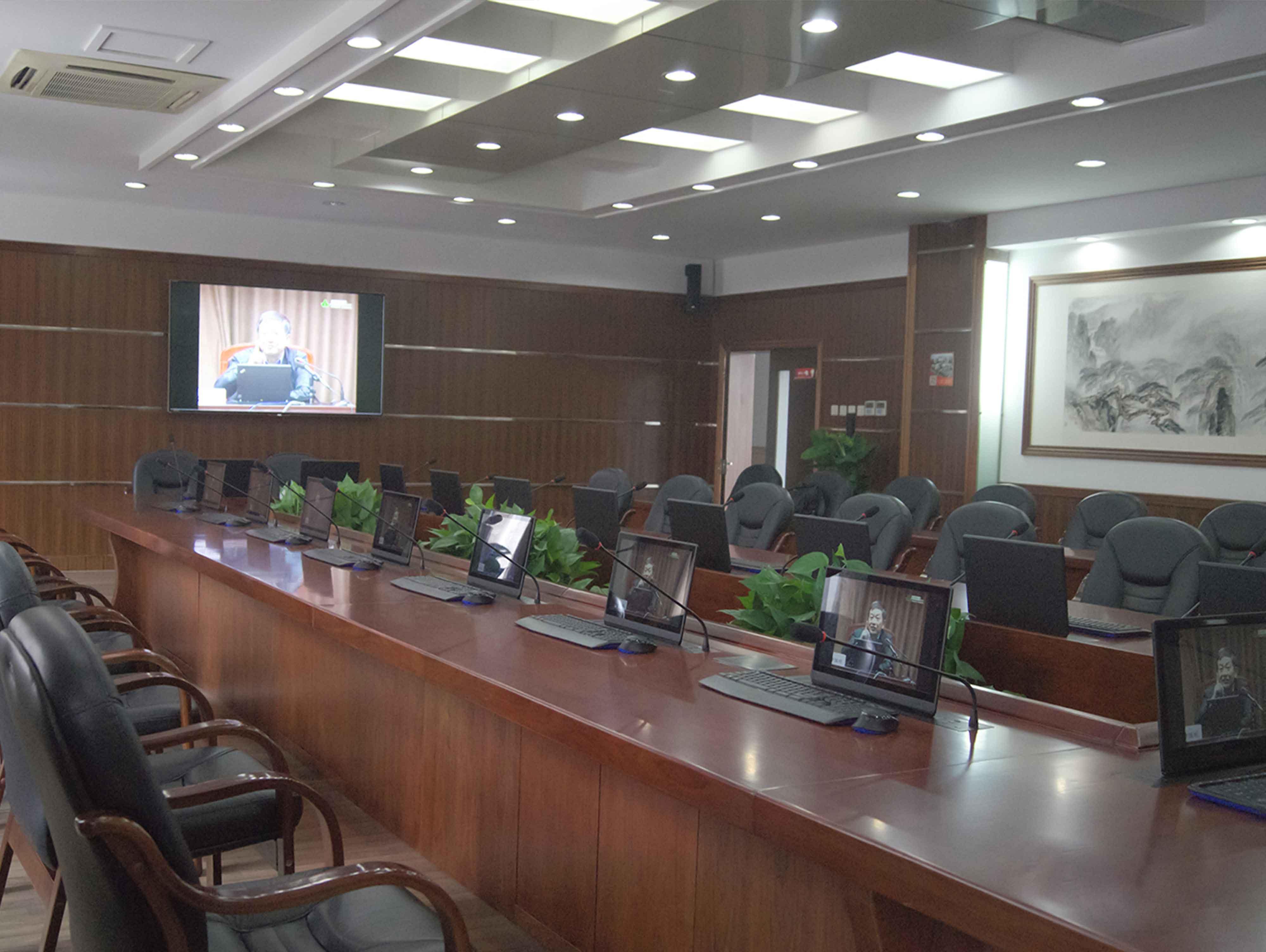 热烈祝贺杭州市委党校使用乐访无纸化会议系统