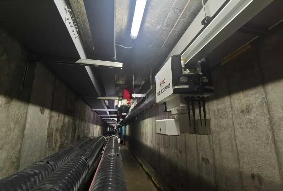 工程师坚守一线 推进义乌机器人巡检项目进入竣工阶段