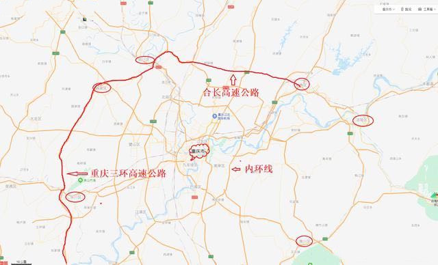 好消息!重庆三环高速公路将正式成环