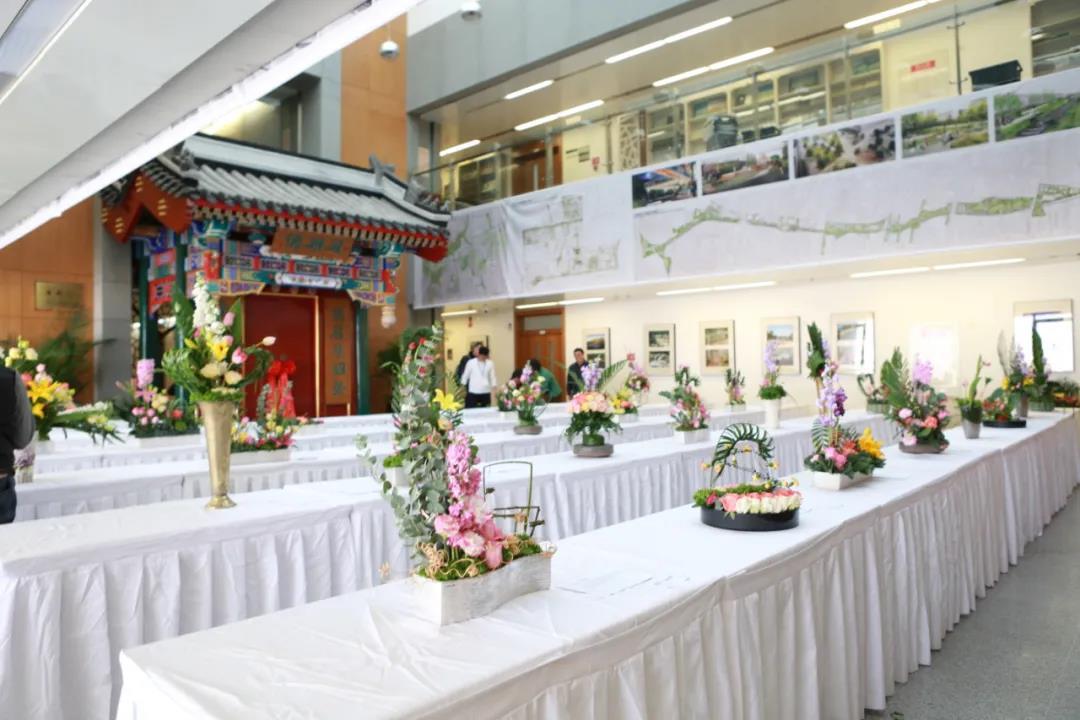 2020年全国插花花艺职业技能竞赛正式启动