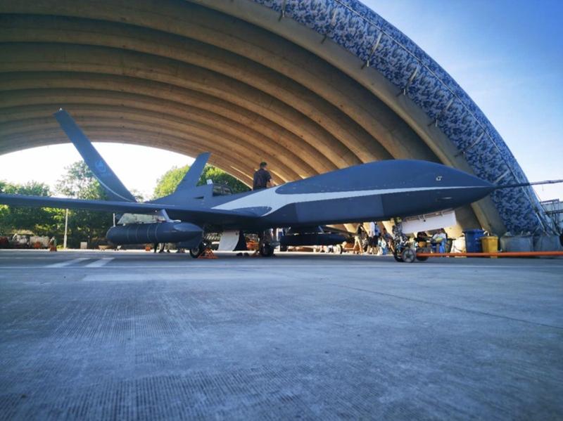 翼龙-10成功执行我国首次高空大型无人机台风综合探测试验任务