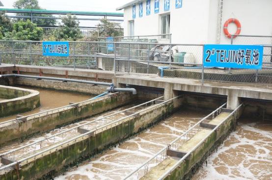 四川隆橋化工集團有限公司污水處理項目
