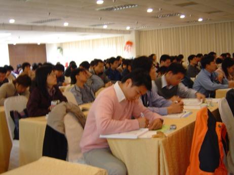 容向公司与台湾三联公司在台湾成功举办EMSCAN技术研讨会
