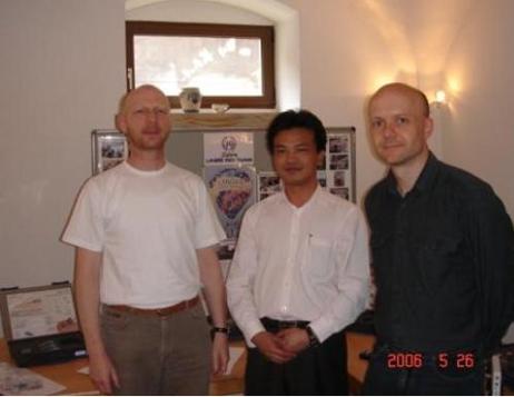 容向公司成为德国LANGER公司中国区独家代理