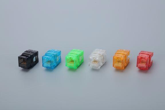 六类非屏蔽信息模块