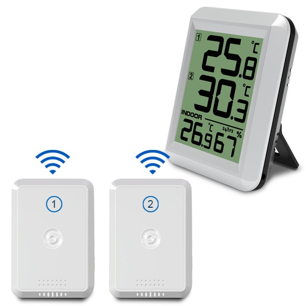 FT-0424 Wireless fridge freezer thermometer