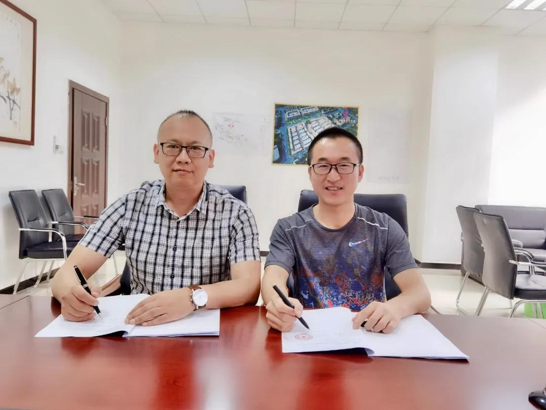 热烈祝贺郑州京佳文化教育机构与大中原国际汽车签约成功!