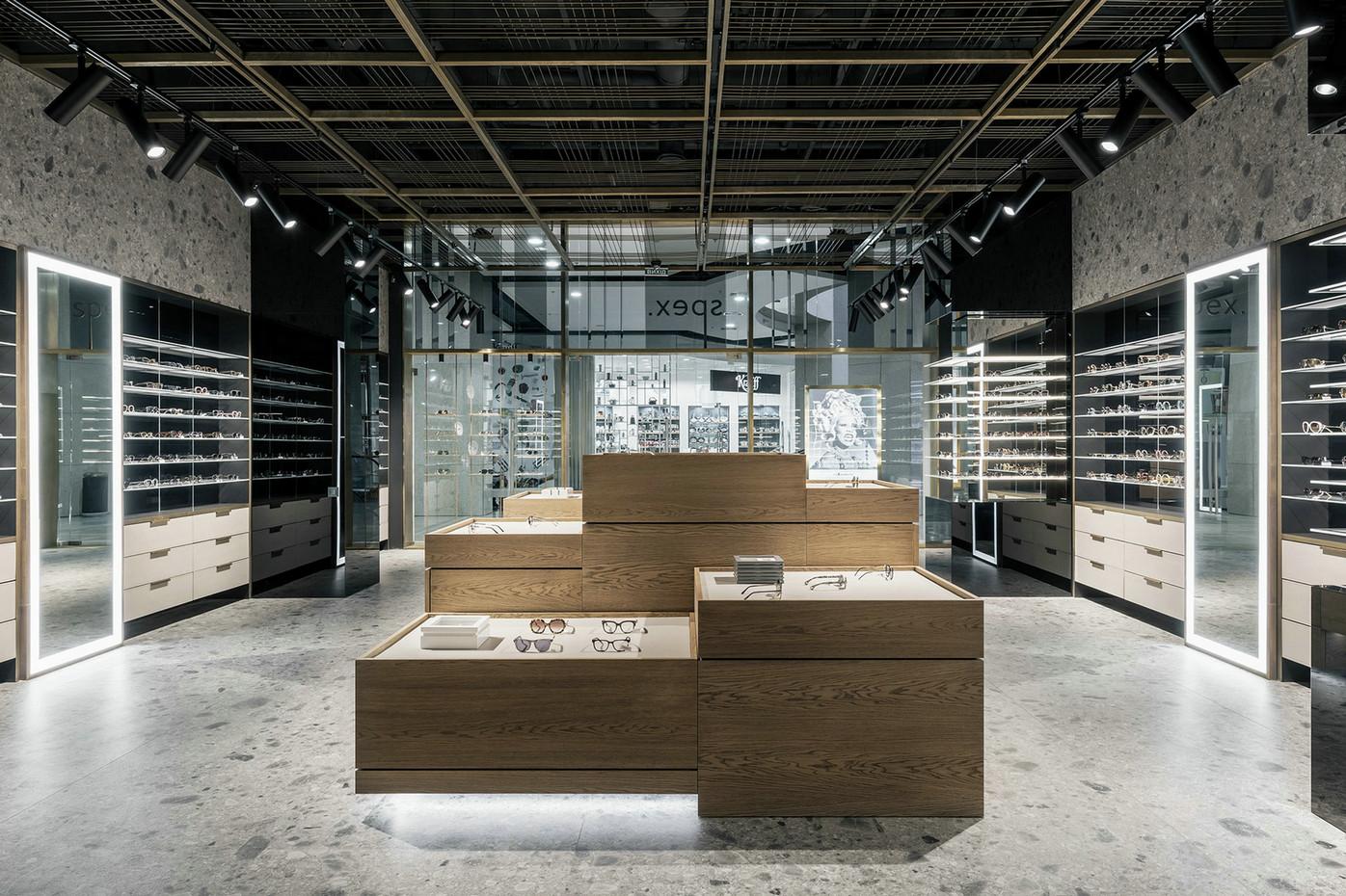Spex 光学眼镜店