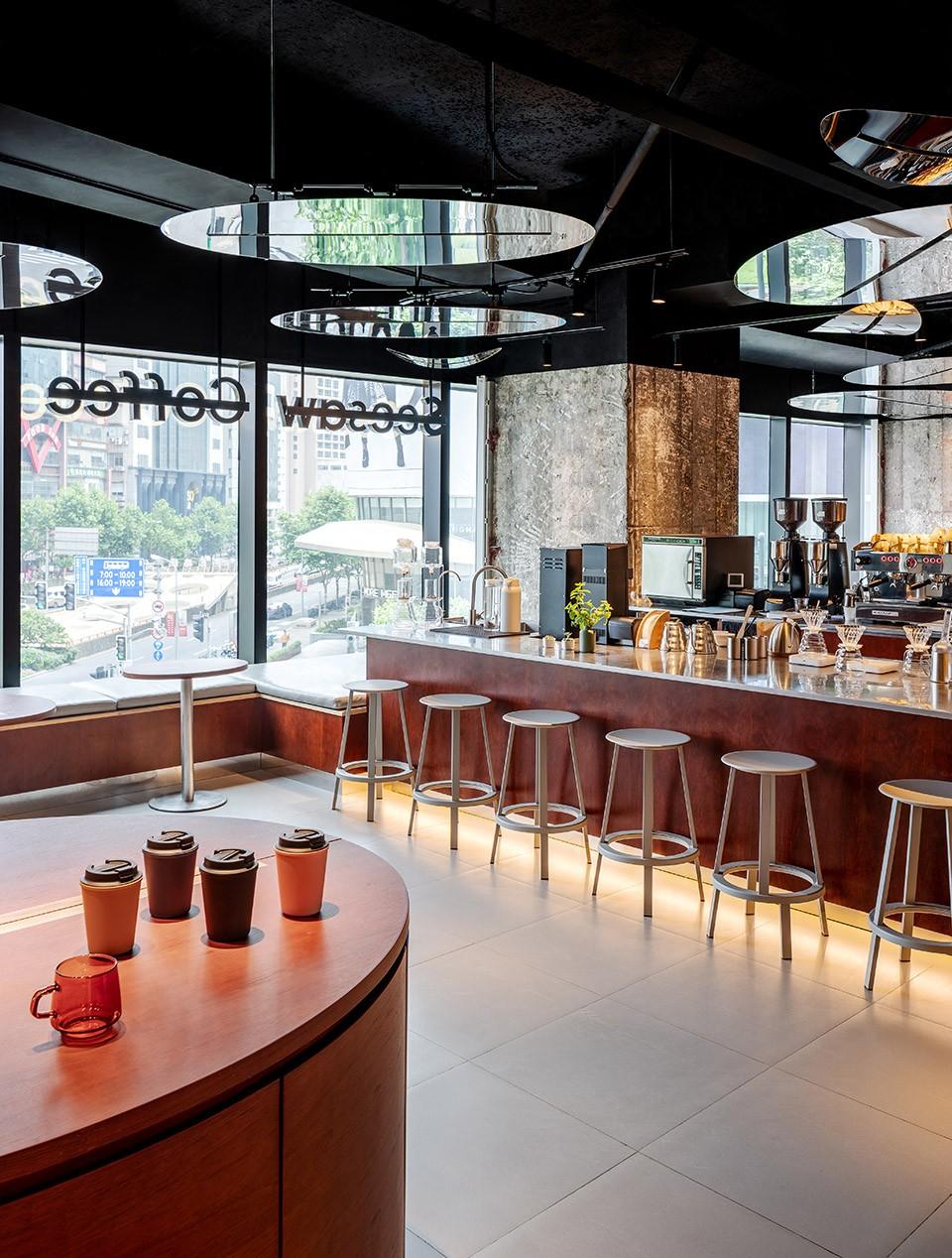 漂浮的咖啡豆 SEESAW COFFEE