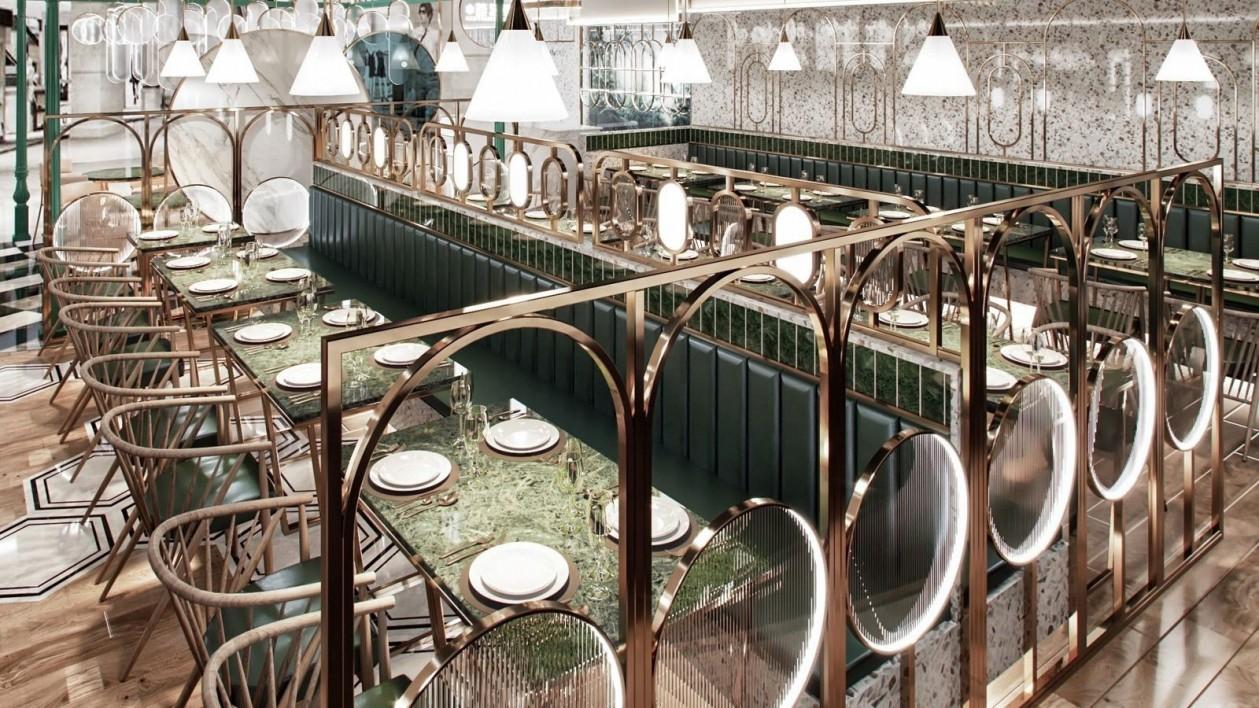 狮城荟主题餐厅