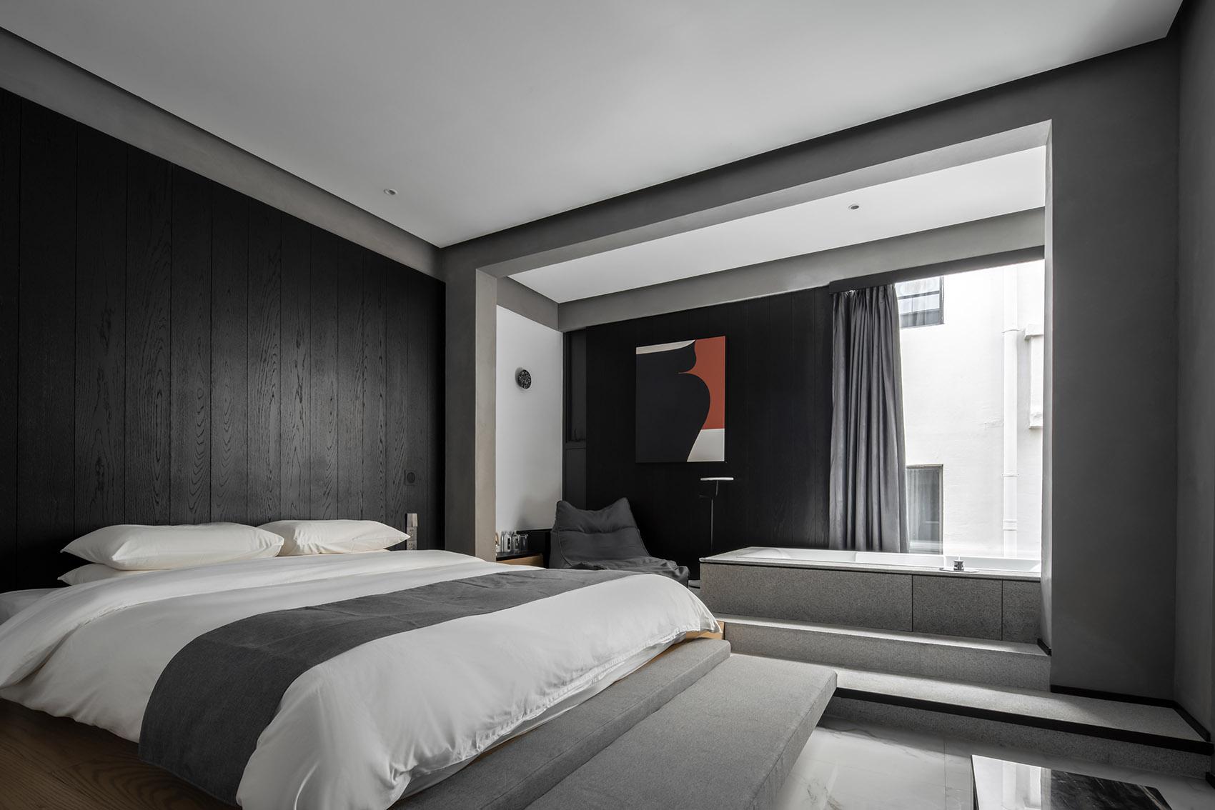 反正餐厅+取舍行旅酒店改造