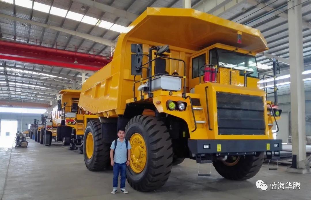 """能发电""""赚钱""""的巨无霸矿山卡车"""