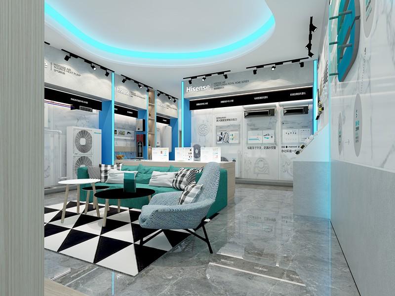 海信中央空调展厅