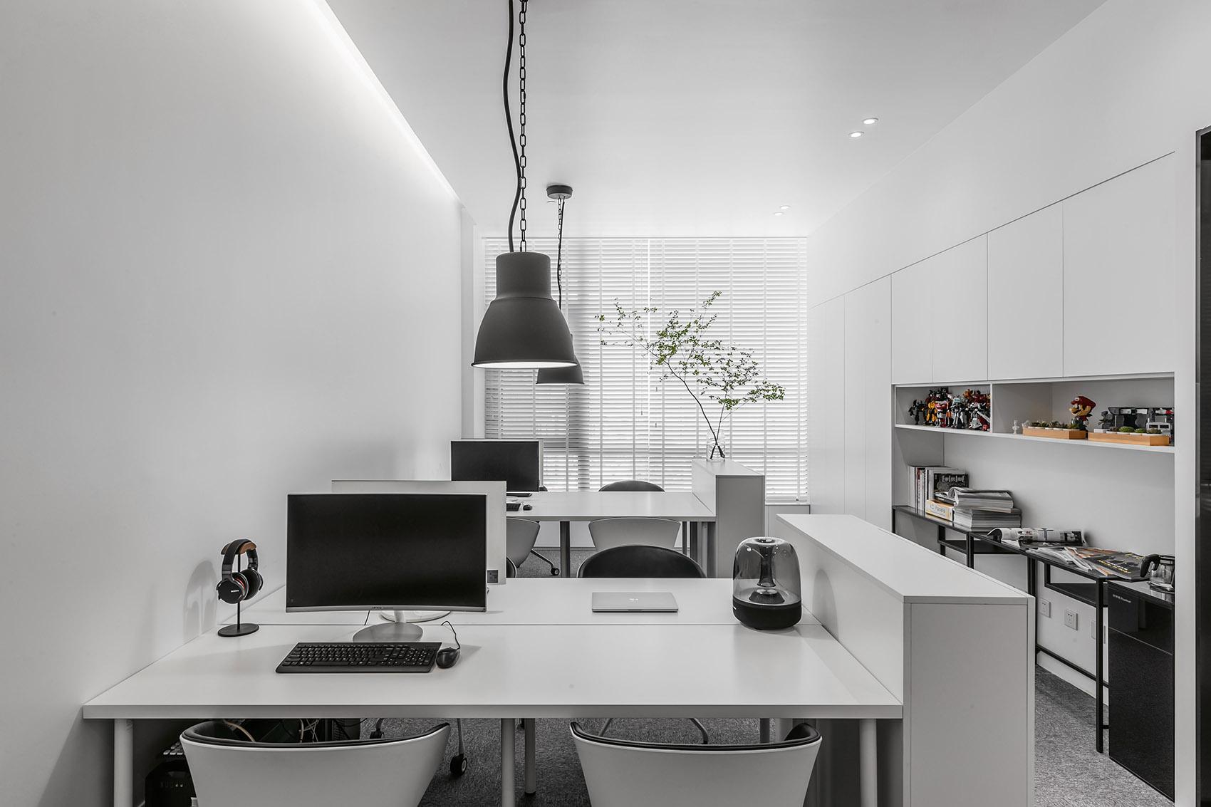 极简办公室