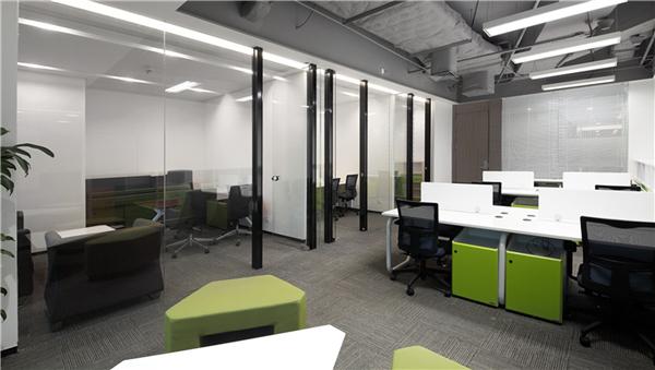 金谷控股办公室设计