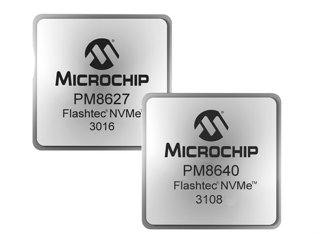 Microchip将推出新款低功耗企业级SSD主控:Flashtec NVMe 3108
