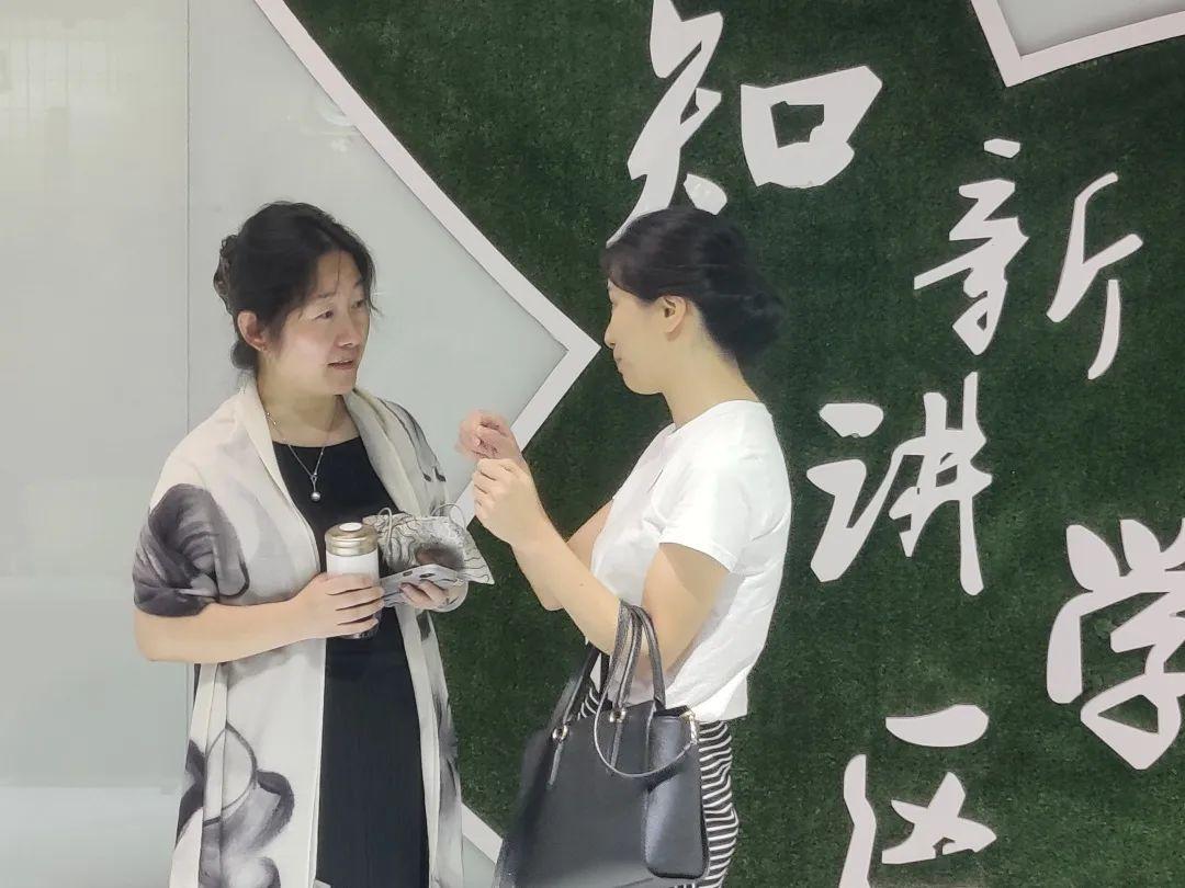 公益|大艺术创始人夏景受邀开展关爱特殊儿童专题讲座