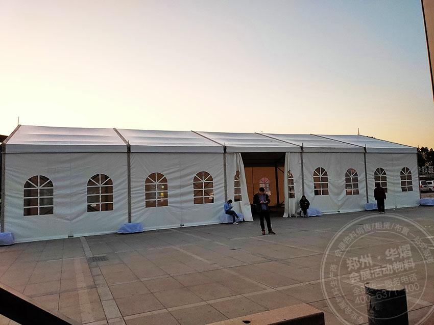 商丘-周口圆形篷房租赁出租讲解配套设施与应用场景