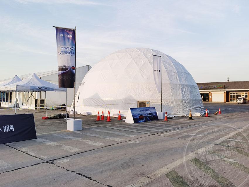 周口-商丘圆形篷房租赁厂家应该如何布置?