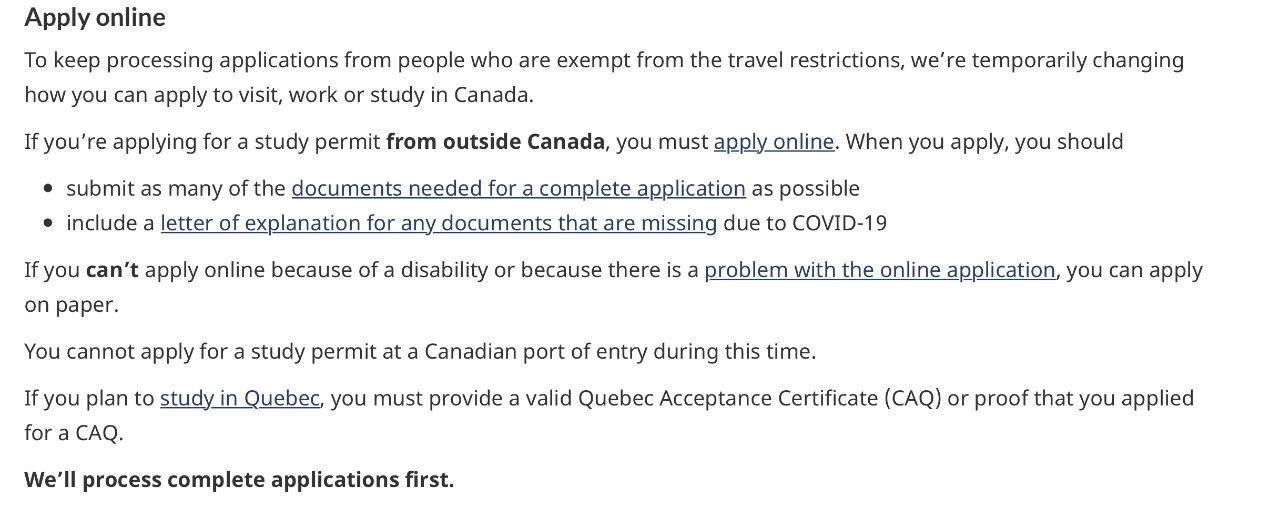 加拿大再度放宽留学生工签,学签,入境政策!