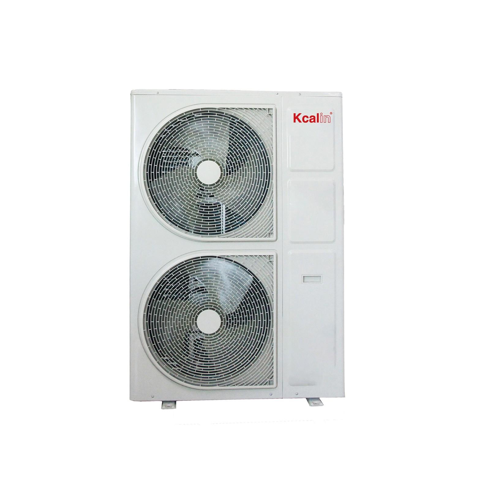 整体全直流变频空气源热泵机组