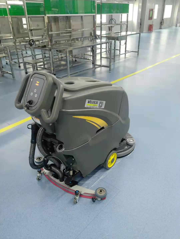 WJS-XD3手推式洗地机
