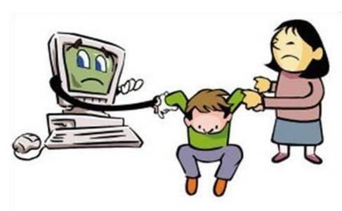 网瘾的鉴别与诊断