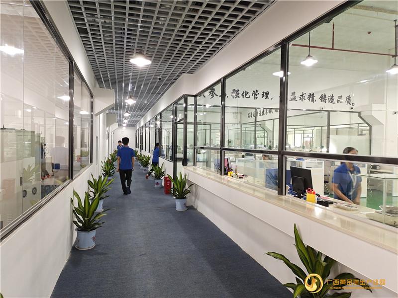 """广西黄金珠宝产业园:已进驻企业23家,""""湾企""""成为入桂的主力军"""