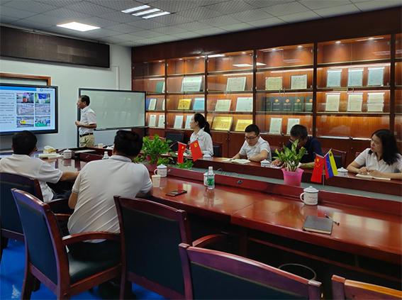 沃而润与深圳科信洁源开展合同节水产业发展交流合作会议